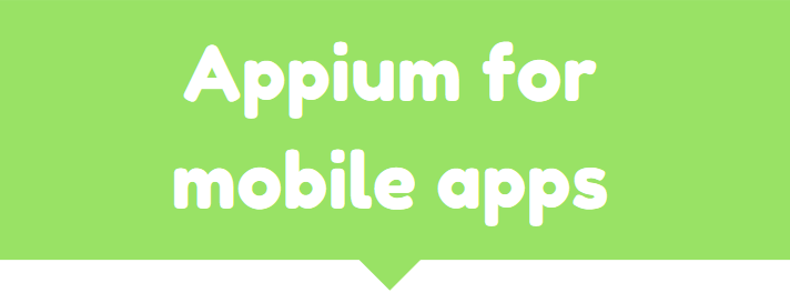 Step by Step Appium Tutorial for Beginners [updated