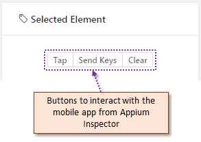 Appium Inspector - Inspect mobile elements