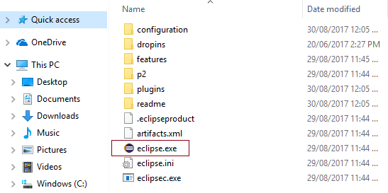 how to download eclipse ide