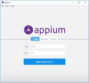 Appium Desktop App – Download and Install